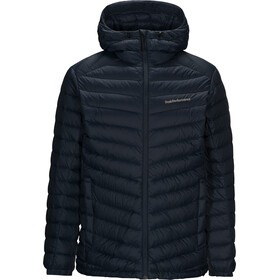 Peak Performance Frost Down Hood Jacket Herr blue shadow